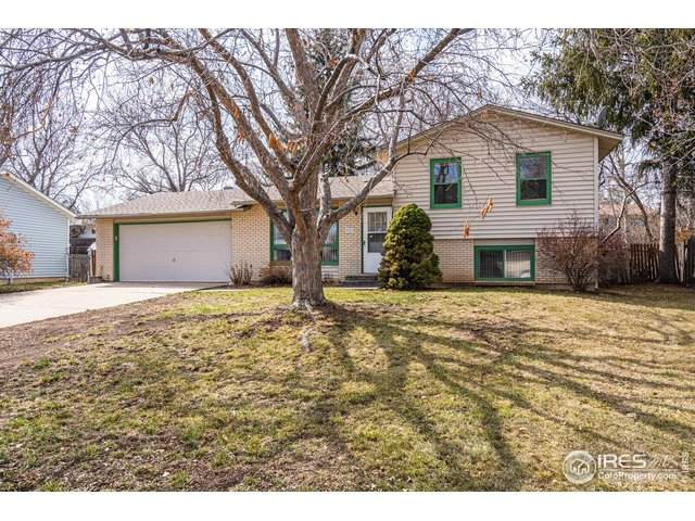 2331 Suffolk St, Fort Collins, CO 80526 (#938448) :: iHomes Colorado