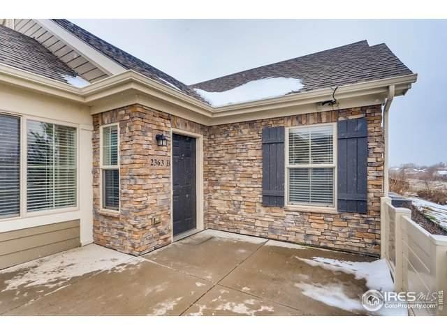 2363 Santa Fe Dr B, Longmont, CO 80504 (MLS #938473) :: Keller Williams Realty