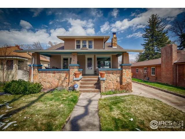 410 E Lake St, Fort Collins, CO 80524 (MLS #938491) :: Keller Williams Realty