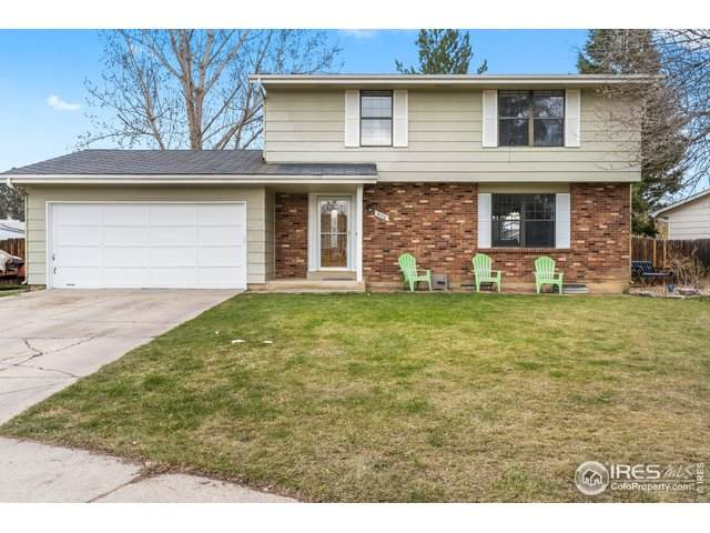 926 Conifer Pl, Loveland, CO 80538 (#938540) :: Mile High Luxury Real Estate