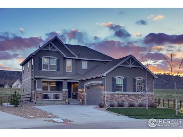 3527 Pratolina Ct, Fort Collins, CO 80521 (MLS #938552) :: J2 Real Estate Group at Remax Alliance
