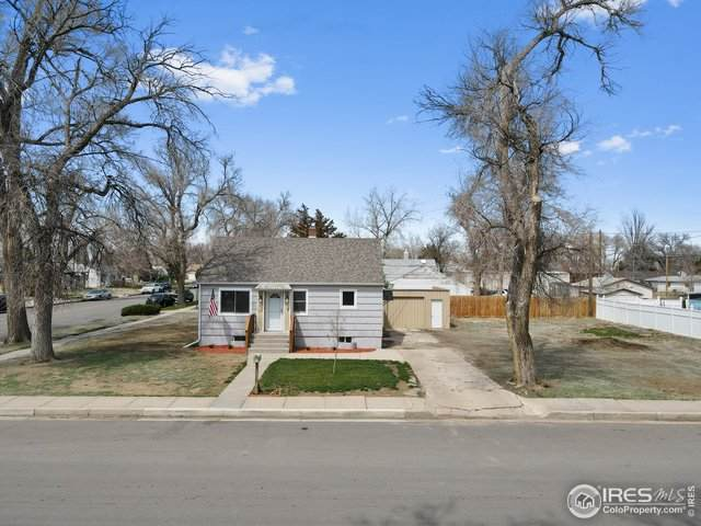 525 W 6th Ave, Fort Morgan, CO 80701 (MLS #938557) :: J2 Real Estate Group at Remax Alliance