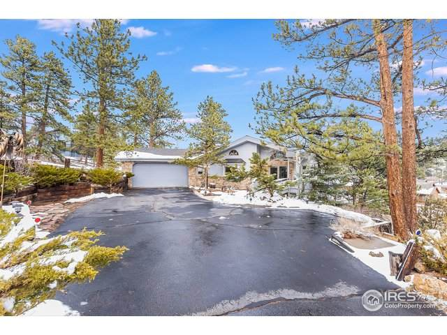 1490 Country Club Dr, Estes Park, CO 80517 (MLS #938569) :: J2 Real Estate Group at Remax Alliance