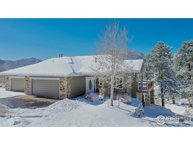 314 Overlook Ct, Estes Park, CO 80517 (#938576) :: Hudson Stonegate Team