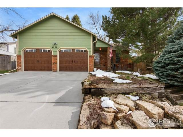 1731 Hastings Dr, Fort Collins, CO 80526 (MLS #938610) :: J2 Real Estate Group at Remax Alliance
