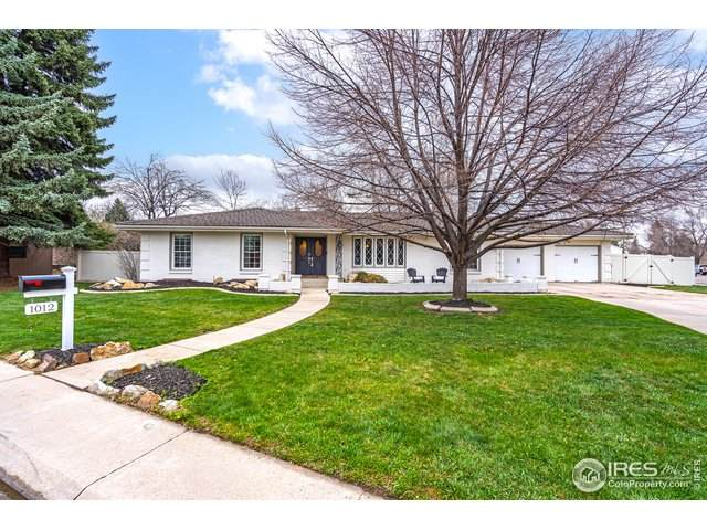 1012 Commanche Dr, Fort Collins, CO 80525 (#938615) :: Mile High Luxury Real Estate