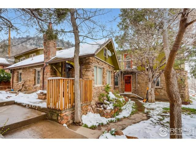 194 Artesian Dr, Eldorado Springs, CO 80025 (#938617) :: James Crocker Team