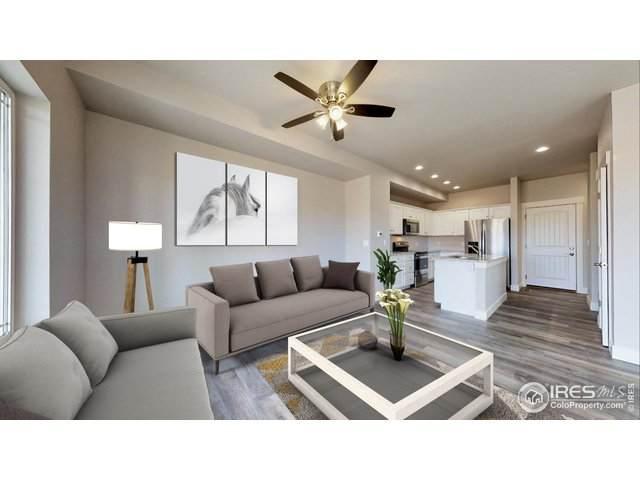 1736 Westward Cir #4, Eaton, CO 80615 (MLS #938630) :: J2 Real Estate Group at Remax Alliance