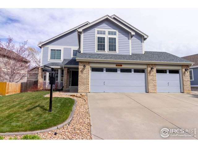 4361 Lookout Dr, Loveland, CO 80537 (#938706) :: My Home Team