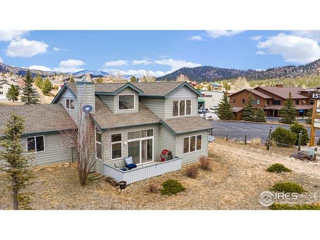 1590 Raven Ave K, Estes Park, CO 80517 (MLS #938750) :: J2 Real Estate Group at Remax Alliance
