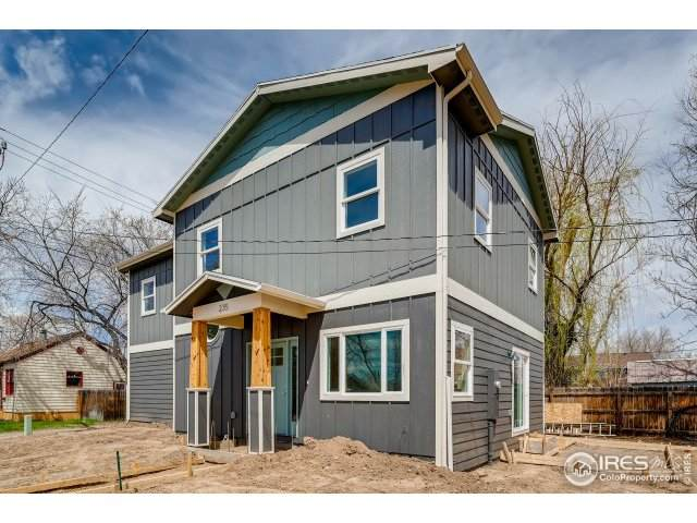 235 W 2nd St, Loveland, CO 80537 (#938780) :: Hudson Stonegate Team
