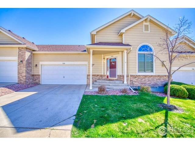 4902 29th St 24B, Greeley, CO 80634 (#938814) :: Re/Max Structure