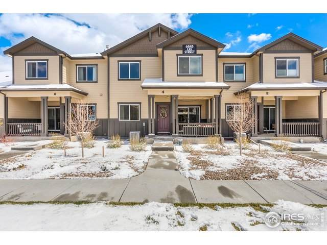 6845 Lee St #4, Wellington, CO 80549 (MLS #938855) :: J2 Real Estate Group at Remax Alliance