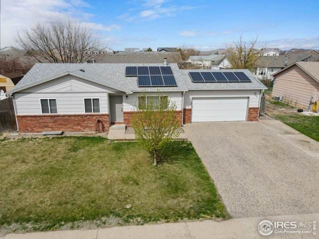 519 Ash Ave, Ault, CO 80610 (MLS #938859) :: 8z Real Estate