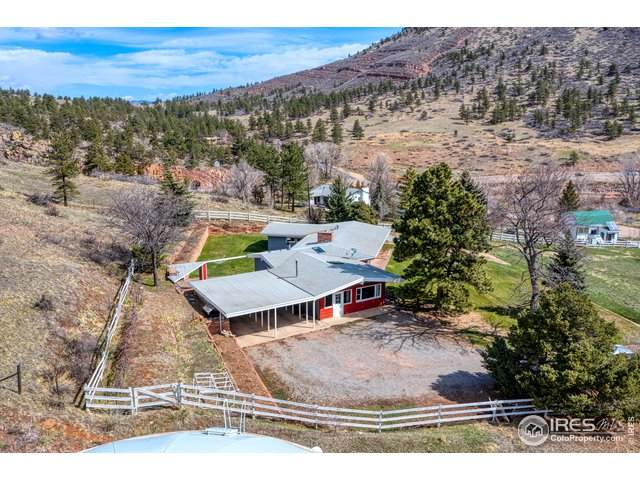 2169 Apple Valley Rd, Lyons, CO 80540 (#938877) :: My Home Team