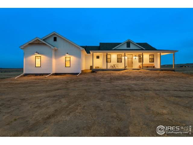 52026 County Road 21, Nunn, CO 80648 (MLS #938886) :: Stephanie Kolesar