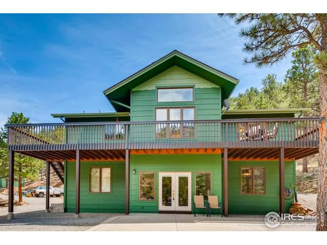 325 Flint Gulch Rd, Lyons, CO 80540 (MLS #938906) :: J2 Real Estate Group at Remax Alliance