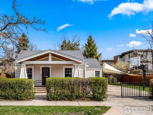 619 Arapahoe Ave, Boulder, CO 80302 (MLS #938909) :: J2 Real Estate Group at Remax Alliance
