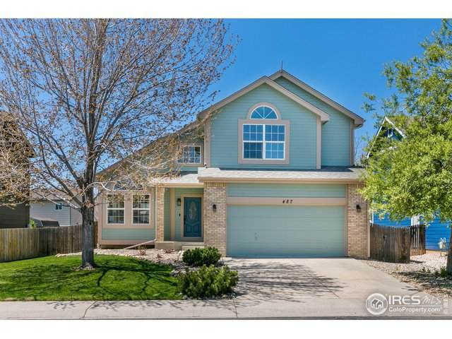 487 Mesa Dr, Loveland, CO 80537 (MLS #938910) :: J2 Real Estate Group at Remax Alliance