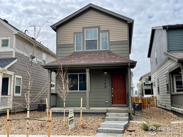 1149 Hummingbird Cir, Longmont, CO 80501 (MLS #938913) :: J2 Real Estate Group at Remax Alliance