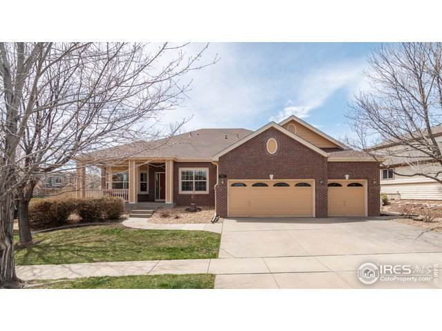 14197 Whitney Cir, Broomfield, CO 80023 (MLS #938918) :: J2 Real Estate Group at Remax Alliance