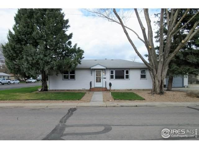 823 Howard St, Brush, CO 80723 (MLS #938935) :: J2 Real Estate Group at Remax Alliance