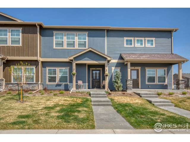 1684 Grand Ave #4, Windsor, CO 80550 (MLS #938937) :: Tracy's Team