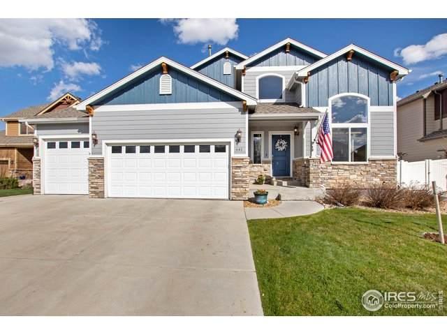 641 Wind River Ct, Windsor, CO 80550 (#938945) :: Mile High Luxury Real Estate
