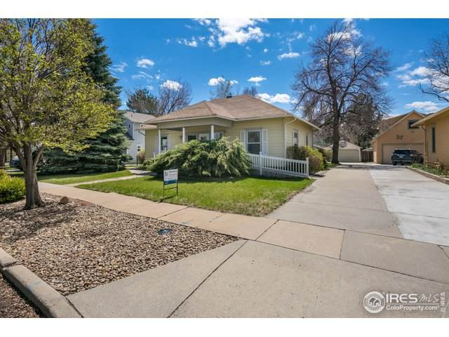 624 W 6th St, Loveland, CO 80537 (MLS #938953) :: J2 Real Estate Group at Remax Alliance