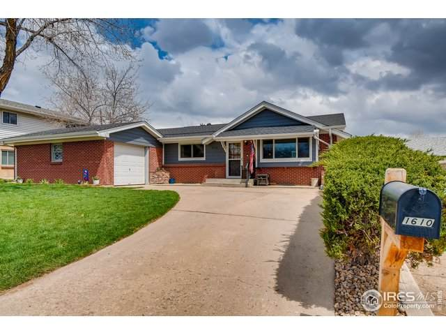 1610 Circle Dr, Louisville, CO 80027 (MLS #938962) :: J2 Real Estate Group at Remax Alliance