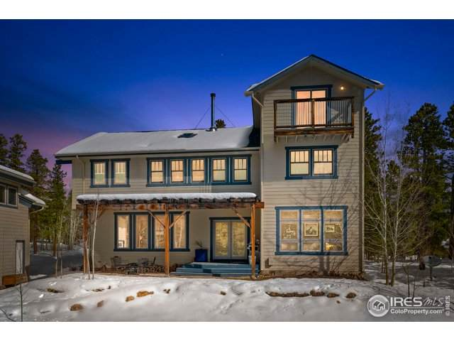 25 Shoshoni Way, Nederland, CO 80466 (MLS #938964) :: Jenn Porter Group