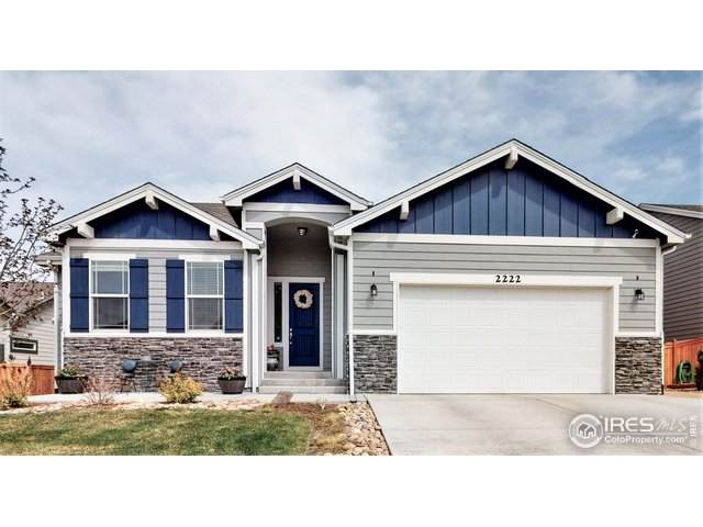 2222 73rd Ave Pl, Greeley, CO 80634 (MLS #938969) :: J2 Real Estate Group at Remax Alliance
