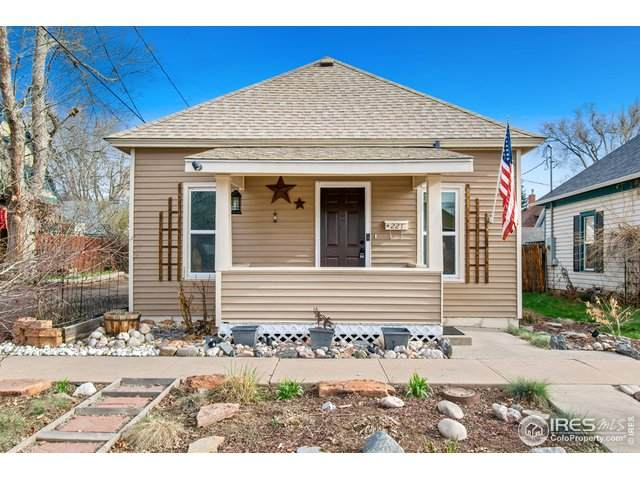 221 W 5th St, Loveland, CO 80537 (#938991) :: Hudson Stonegate Team