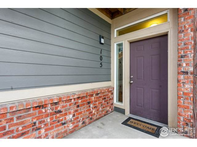2450 Windrow Dr E105, Fort Collins, CO 80525 (MLS #939020) :: J2 Real Estate Group at Remax Alliance