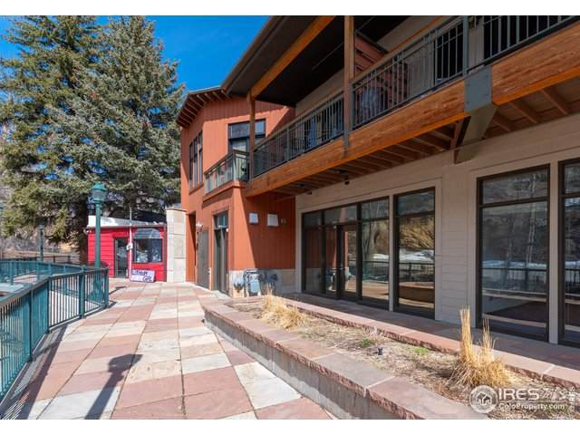 170 W Elkhorn Ave #105, Estes Park, CO 80517 (MLS #939055) :: Bliss Realty Group