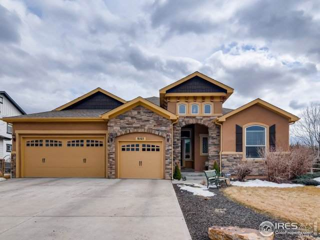 8165 Blackwood Dr, Windsor, CO 80550 (MLS #939060) :: J2 Real Estate Group at Remax Alliance