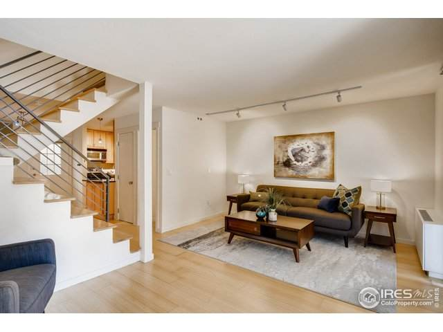 3009 Madison Ave #103, Boulder, CO 80303 (MLS #939067) :: Tracy's Team