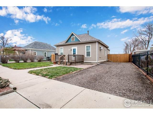 813 4th St, Greeley, CO 80631 (#939068) :: Kimberly Austin Properties