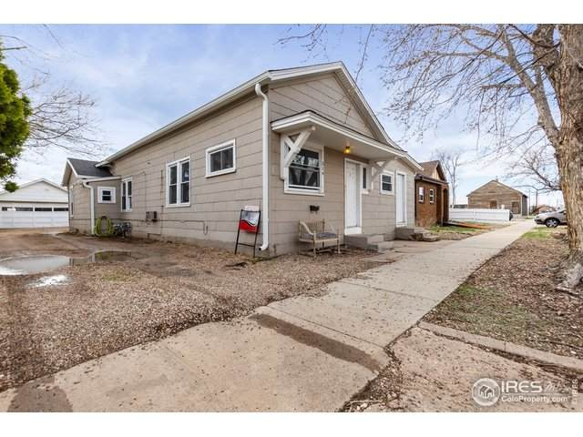 514 10th St, Greeley, CO 80631 (#939084) :: Kimberly Austin Properties