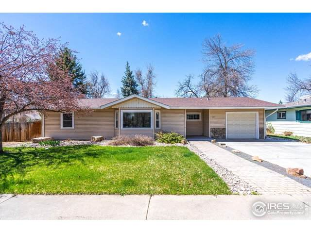 637 W Coy Dr, Fort Collins, CO 80521 (MLS #939108) :: J2 Real Estate Group at Remax Alliance