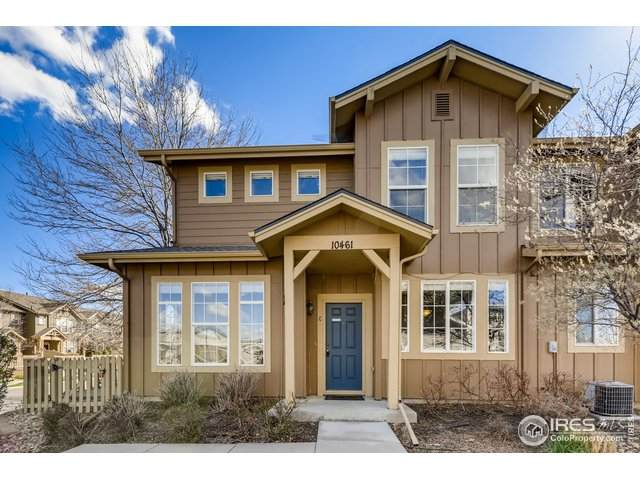 10461 Truckee St C, Commerce City, CO 80022 (#939116) :: James Crocker Team
