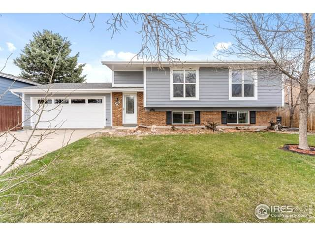 4407 Warbler Dr, Fort Collins, CO 80526 (MLS #939133) :: J2 Real Estate Group at Remax Alliance