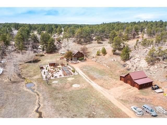 745 Lawson Blvd, Livermore, CO 80536 (MLS #939156) :: Kittle Real Estate