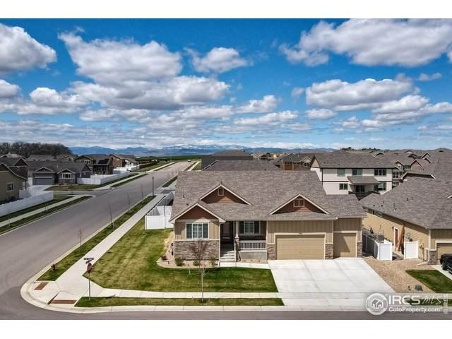 705 Mt Evans Ave, Severance, CO 80550 (MLS #939161) :: Tracy's Team