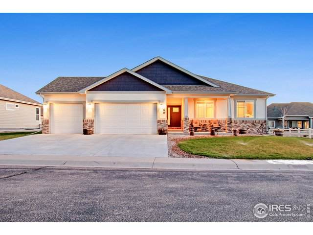 60 Westward Way, Eaton, CO 80615 (#939185) :: Mile High Luxury Real Estate