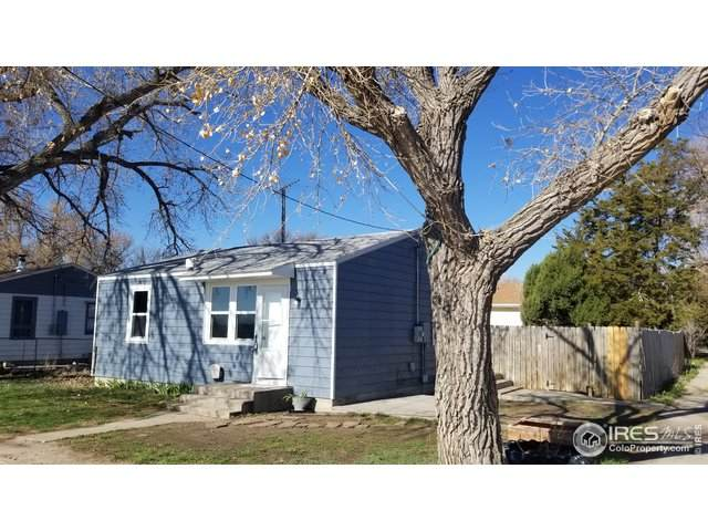 202 East St, Hillrose, CO 80733 (MLS #939191) :: J2 Real Estate Group at Remax Alliance