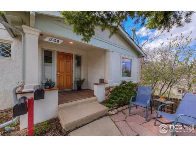 2529 9th St, Boulder, CO 80304 (MLS #939201) :: 8z Real Estate