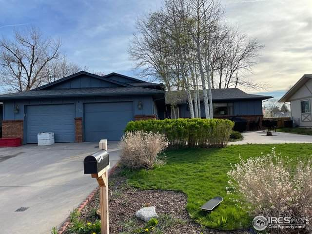 2734 W 25th St, Greeley, CO 80634 (#939227) :: The Griffith Home Team