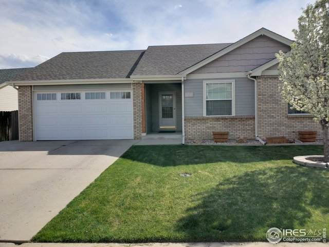 3736 Longhorn Ln, Evans, CO 80620 (#939241) :: Mile High Luxury Real Estate