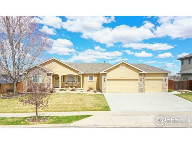 7409 18th St, Greeley, CO 80634 (MLS #939251) :: Tracy's Team